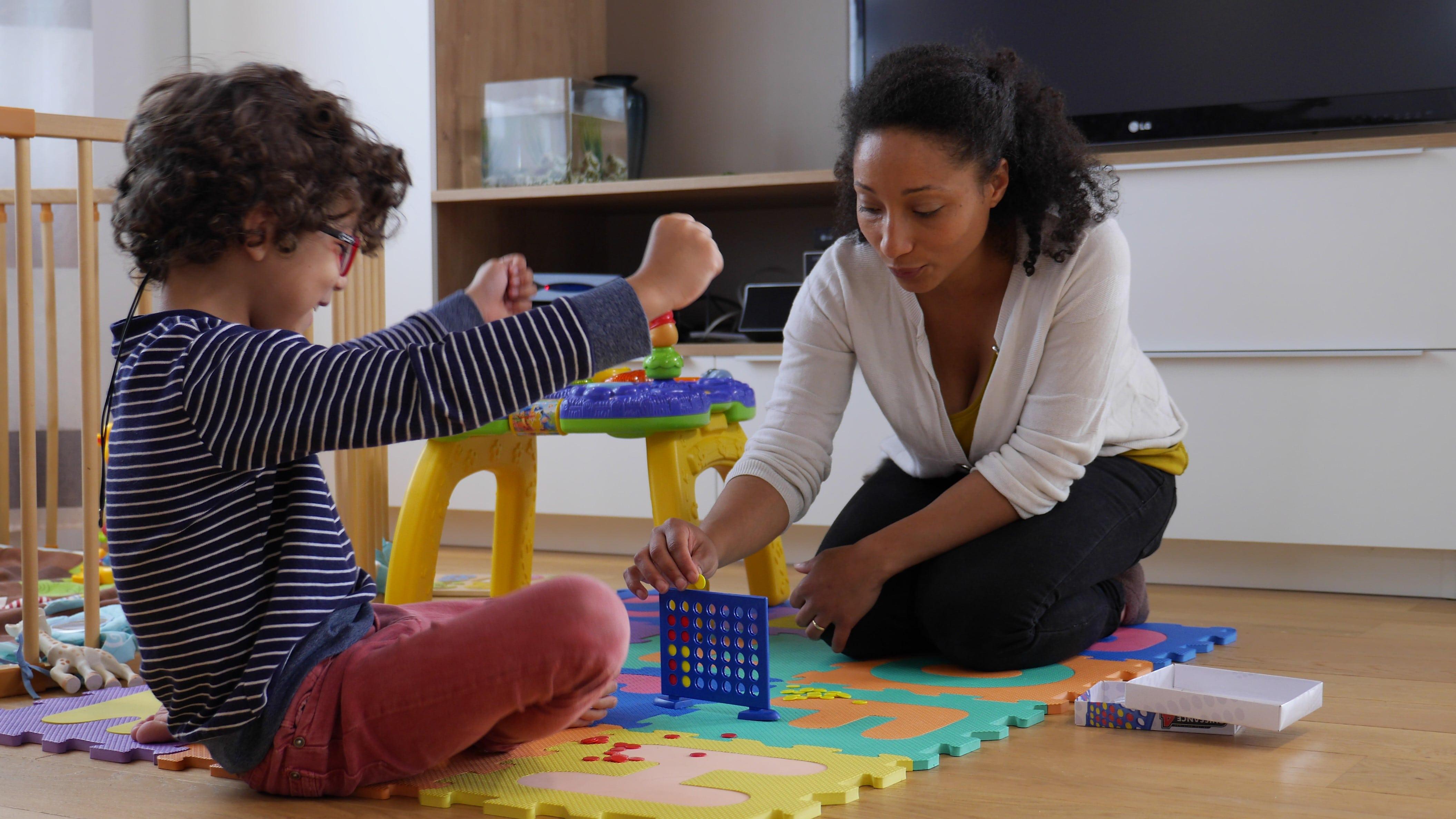 Loisirs garde d'enfants +3 ans